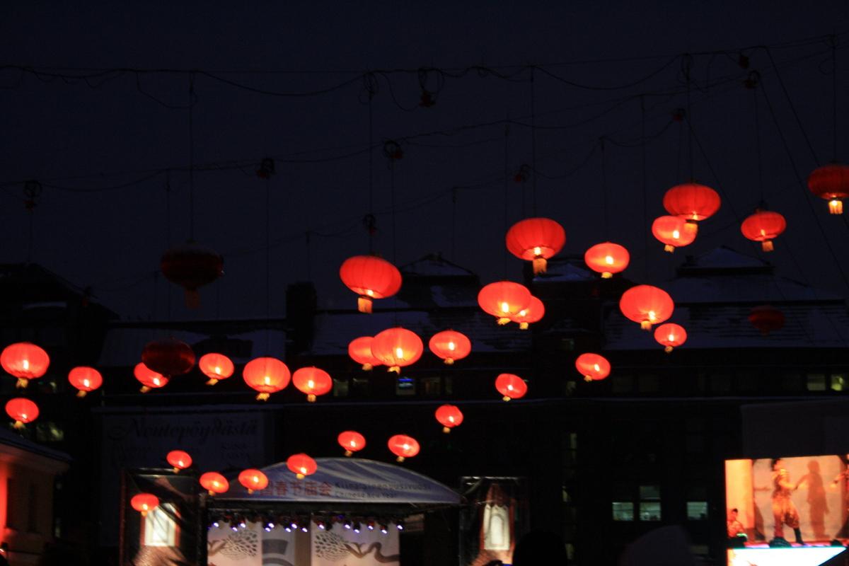 kiinalainen uusivuosi Pieksamaki
